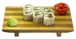 Восточная еда, японская еда Стоковое Изображение RF