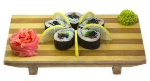 Восточная еда, японская еда Стоковые Изображения