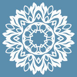 Восточная картина с арабесками и флористическими элементами Стоковая Фотография RF