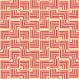 Восточная предпосылка картины мозаики Стоковая Фотография RF