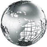 восточная середина металла Стоковые Изображения RF