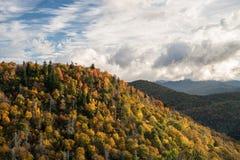 Восточное великолепие падения вилки Стоковая Фотография