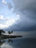 Восточное побережье Флориды Стоковое Изображение