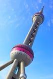 Восточное радио жемчуга и башня ТВ Стоковые Фотографии RF