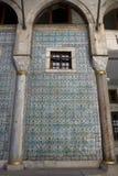 Восточное украшение архитектуры стоковое изображение rf