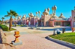 Восточное colorith Sharm El Sheikh, Египта Стоковая Фотография