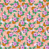 Восточное pattern010 бесплатная иллюстрация