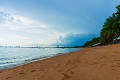 Восточное scape моря Таиланда Стоковое Изображение