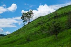 Восточно-европейский пейзаж - область Трансильвании Стоковая Фотография RF