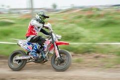 Восточно-европейский чемпионат 2013 Supermoto Стоковые Фото