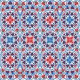 Восточные славянские орнаментальные рамки Стоковые Изображения