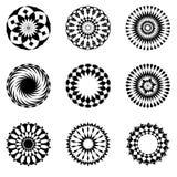 восточные формы Стоковое Изображение