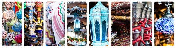 Восточный базар Стоковая Фотография RF