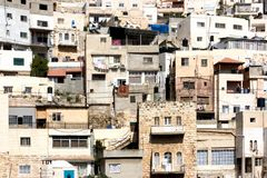восточный Иерусалим Стоковая Фотография