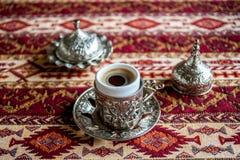 Восточный кофе стоковые фотографии rf