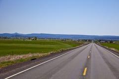 восточный ландшафт Орегон Стоковое Изображение RF