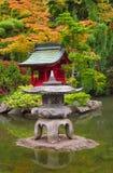 Восточный сад Стоковое Изображение