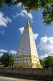 восточный северный висок Таиланд Стоковая Фотография RF