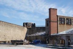 Восточный penitentiray двор Стоковое фото RF