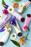 восхитительные eclairs cream десерта Стоковое Изображение