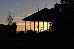 Восходы солнца и заходы солнца, как красивый вы! стоковые изображения rf