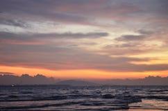 Восход солнца в мечте Стоковое Фото