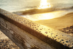 Восход солнца в Vero Beach Стоковое Фото
