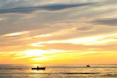 Восход солнца на Pagudpud Стоковое Изображение