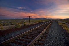 восход солнца Орегона гор каскада стоковое фото