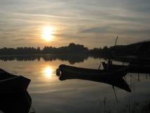 восход солнца Стоковые Фото