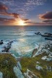 восход солнца arniston Стоковое Фото