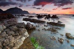 восход солнца bettys залива Стоковая Фотография