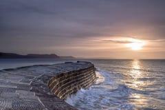 Восход солнца - Cobb Стоковое Фото