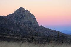 восход солнца madera каньона Стоковое Изображение RF