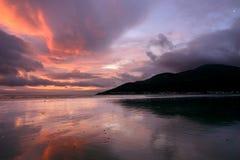 восход солнца mourne гор Стоковые Изображения
