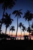 восход солнца mu ko острова angthong Стоковое Изображение