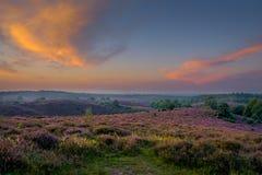 Восход солнца Posbank Стоковое Фото