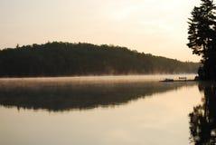 восход солнца sepia Стоковые Фотографии RF