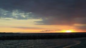 Восход солнца Yorktown Стоковое Фото