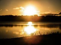 восход солнца Бразилии Стоковые Фото