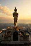 Восход солнца Будды Стоковые Изображения