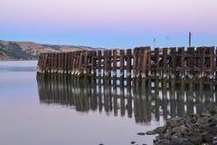 Восход солнца в Martinez стоковое фото rf