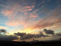 Восход солнца головы Koko Стоковое Изображение RF