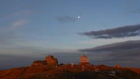 восход солнца красивейшей весны природы лужка иллюстрации положительной солнечный Стоковое фото RF