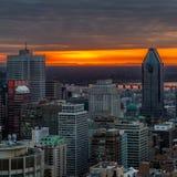 Восход солнца падения Colofull Стоковое Изображение RF