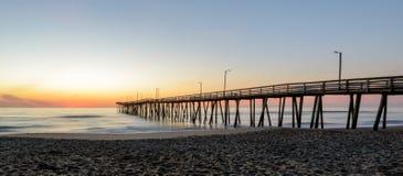 Восход солнца с 14-ой пристани 2 st Стоковые Фото