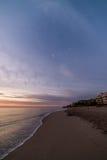 Восход солнца 5 Флориды стоковое фото rf