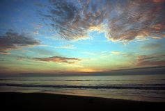 Восход солнца Южной Каролины Стоковая Фотография RF