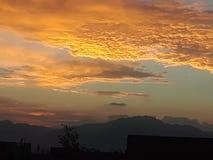 Восход солнца Юты Стоковые Фотографии RF