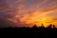 Восход солнца 19 Стоковое Фото